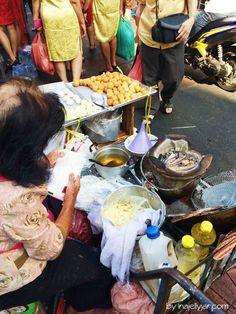 Chinatown ist ein Mekka für Streetfood-Fans in Bangkok, Thailand