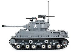 Brickmania - Easy Eight - M4A3E8(76)W Sherman Tank Kit, $275.00 (http://www.brickmania.com/easy-eight-m4a3e8-76-w-sherman-tank-kit/)