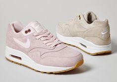 Nike Air Max 1 Prism Pink Suede