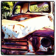 Old wreck on way to Port Elizabeth