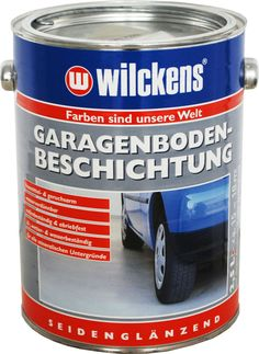 Garagenfarbe/Betonfarbe/Estrichfarbe/Garagenboden/Werkstatt/Bodenbeschichtung! in Business & Industrie, Baugewerbe, Farben, Lacke & Leime | eBay