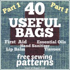 40 usefulBags wesens