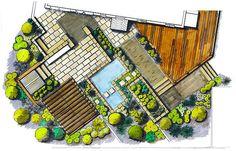 Part of the Plan | AT Garden Designer & Landscapers in Crowborough, Tunbridge Wells & SE