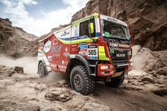 "rally semis | Dakar Rally 2014: The trucks story - ""Nobody will finish without ..."