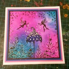 Lavinia Stamps Challenge  Email Entries : Clare Buchanan - Challenge 5 May