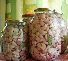 Маринованный чеснок рецепт по-грузински: фото - LadySpecial.ru