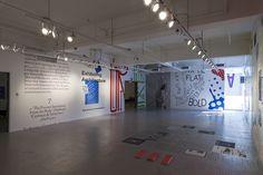 Yale University School of Art Graphic Design MFA2014 Thesis Exhibition