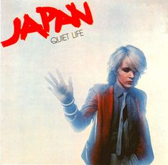 These are the two that defined Japan and marked their shift from Glam to New Wave. David Sylvian's introduction of the lower register vocals. Lp Cover, Cover Art, Rock Music, My Music, Music Stuff, Beatles, Roman Photo, Beste Songs, Pochette Album