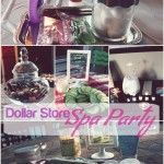 Host an At Home Spa Party - My daughter would love to have a spa party - or a good idea for adults, or teens