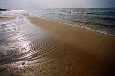 Pobierowo beach in Poland (Baltic Sea). Najpiękniejsze polskie / plaże