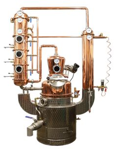 We are producer of distilling technologies in a very wide range of product assortment and its sizes with capacity from 4 litres up to 300 litres and more. Home Distilling, Distilling Alcohol, Reflux Still, Alcohol Still, Column Still, Beer Crafts, Home Brewing Equipment, Home Still, How To Make Oil