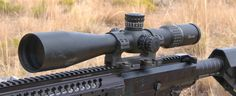 The author equipped the rifle with a Burris XTR II 5-25X FFP scope mounted in a…