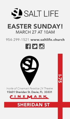 Salt Life Easter Invite Card