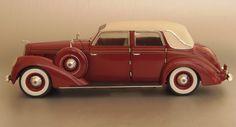 1937 Lincoln K Series Berline 6784ccm/12Cyl 150hp