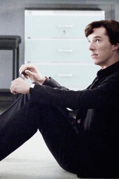 Sherlock. BTW, that right there? That's how he did it.