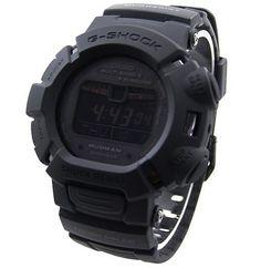 Casio Matte Black 'Mudman' G-Shock « Format Magazine Urban Art Fashion