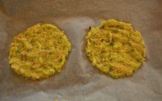 Como preparar tortitas de calabacín sin gluten ni harina - Armonía corporal