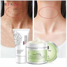 MEIKING Neck Mask Neck Creme Hautpflege anti-falten Whitening Feuchtigkeitsspend… MEIKING Neck Mask Neck Cream Skin Care Anti-wrinkle Whitening Moisturizing Nourishing Firming Neck Care Set Skin Care Put Neck Wrinkles, Prevent Wrinkles, Firming Cream, Skin Firming, Hair Removal, Aloe Vera Creme, Mask Cream, Cream Cream, Anti Ride