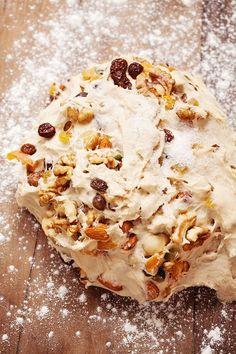 Sweet & Nutty Bread Dough