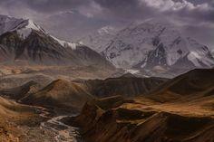 Pik Lenina (Pamir, Kirgistan)