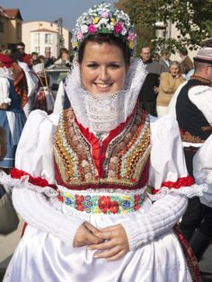 Image result for moravian czech national costume paintings
