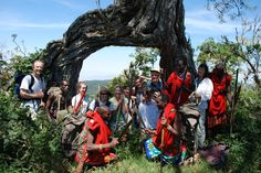 Walking in the Loita Forest and Hills, Kenya with Maasai Trails. Learning and living the fabulous culture of the Maasai... amazing!