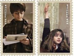Post Office Manifests 'Harry Potter' Stamps