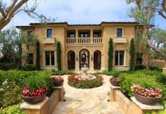 Best Ideas for the Mediterranean Home Plans