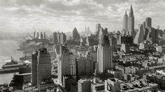 New York City in 1920's ......The City of Sky scrapers