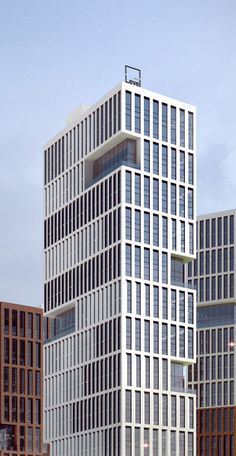Masterplan Architecture, Factory Architecture, Office Building Architecture, Arch Architecture, Architecture Visualization, Architecture Concept Diagram, High Building, Building Concept, Tower Design