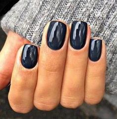 Love the marine nails! are worth it – gel nails – NailiDeasTrends – # gel nails nail – Love the marine nails! are worth it – gel nails – NailiDeasTrends – # gel nails nail – Short Nail Designs, Colorful Nail Designs, Gorgeous Nails, Pretty Nails, Marine Nails, Ten Nails, Navy Nails, Manicure Y Pedicure, Pedicures