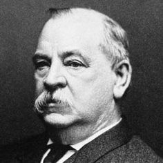 portrait-of-grover-cleveland-2 - Civil War to Great Depression ...