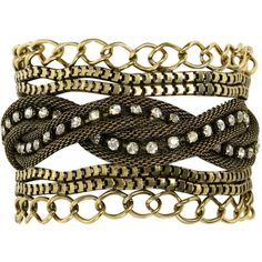 Braided Mesh Magnetic Cuff
