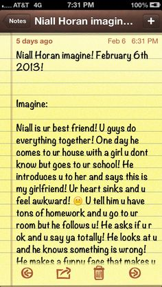 Niall Horan imagine part one  All credit goes to @aria ashton ashton Styles Go follow her...she has a great account