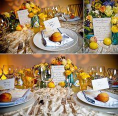 Summer Table Trends - Nashville Wedding Planner | A Delightful Day Event Planning Blog