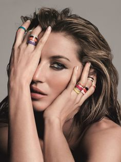 Vogue Brazil May 2015 40th Aniversary | Gisele Bündchen [Full Editorials]