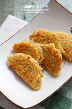 Food Porn, Korean Food, Asian, Baking, Ethnic Recipes, Desserts, Cook, Gastronomia, Food