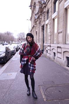 O que vestir em Paris