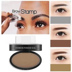 Amazing Waterproof Eyebrow Stamp In 2018
