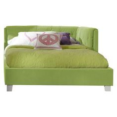 My Room Full Daybed in Green | Nebraska Furniture Mart