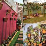Decoração para áreas externas: varandas e jardins mais criativos e aconchegantes