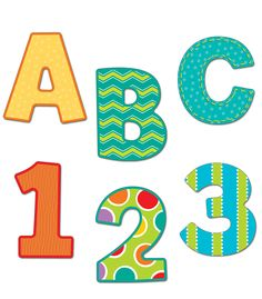 Easily create eye-catching messages and fun classroom displays with these timesaving, prepunched EZ Letters in the Fresh Sorbet design! The new, unique designs prove that colorful, fashionable classroom decorations can do more than just decorate–they help motivate students and promote a creative, positive classroom environment while still being versatile enough to stay up all year.