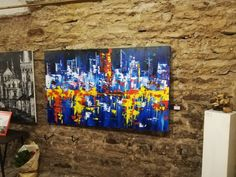 City Of Angels, Original Artwork, The Originals, Painting, Painting Art, Paintings, Painted Canvas, Drawings