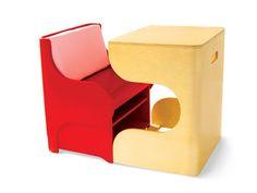 P'kolino Klick Desk, perfect for the kids' room.