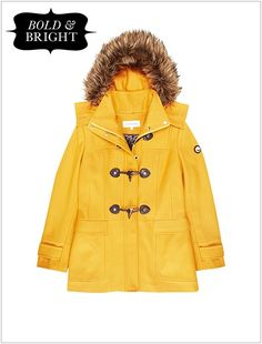 cool Trend Report: Toggle Coats - Celebrity Style and Fashion from WhoWhatWear... Celebrity Style Check more at http://pinfashion.top/pin/61410/