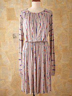 Vintage Missoni Printed Dress