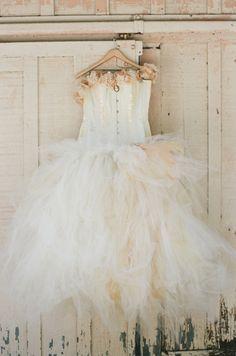 ~ Victorian steampunk wedding dress <3