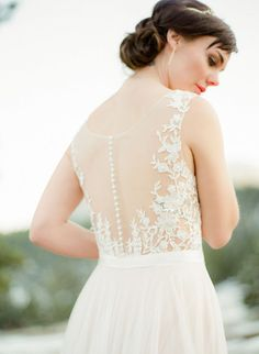 Rustic Mountain Elegance With Wtoo Marnie - Bella Lily Bridal