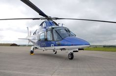 Agusta Westland A109 from ETPS