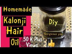 Bald Hair Growth, Hair Growth Oil, Hair Remedies For Growth, Hair Loss Remedies, Kalonji Oil For Hair, Hair Masks For Dry Damaged Hair, Hair Cure, Natural Hair Treatments